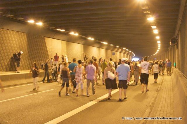 still-leben-a40 tunnel